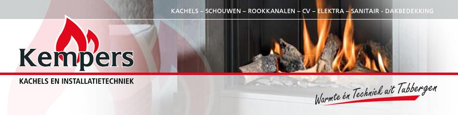Header image Kempers Kachels en Installatietechniek